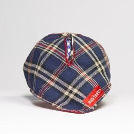 Bandana para perros escoces azul de caninetto barcelona