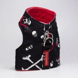 Arnes para perros modelo piratas del caribe de caninetto barcelona