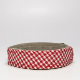 Collar picnic rojo caninetto