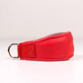 Collar para galgos Rojo de caninetto barcelona