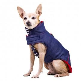 Abrigo Tejano para perros de caninetto