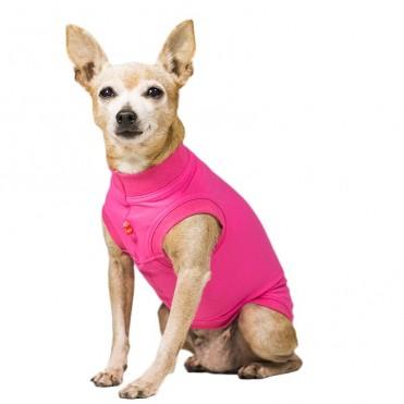 Camiseta rosa para perros de caninetto