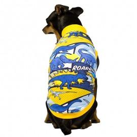Camiseta ROARR!! para perros de caninetto