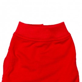 Camiseta para perros Roja caninetto