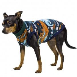 ROARR!! VERDE camiseta para perros