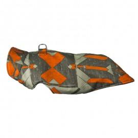 Abrigo Softshell Naranja para perros de caninetto barcelona