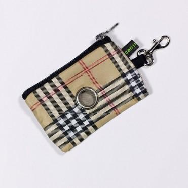 Porta-bolsas Mini British de caninetto Barcelona