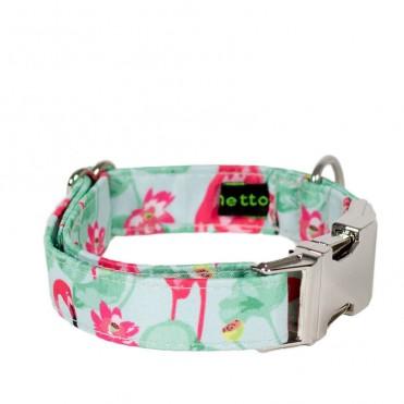 Collar Flamingos Click