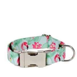 Collar Flamingos Click