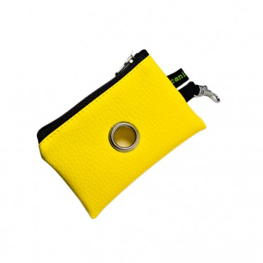 Porta-bolsas Mini Amarillo