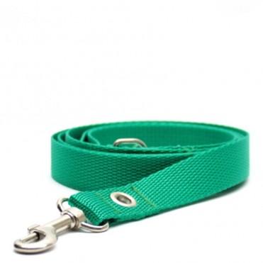 Correa para perros Verde jardín de caninetto