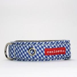 """Piknik Azul"" collar para perros"