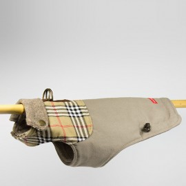 Abrigo canesu British